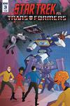 Star Trek vs Transformers #3 Cover A Regular Philip Murphy Cover