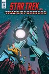 Star Trek vs Transformers #3 Cover B Variant Gavin Fullerton Cover