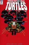Teenage Mutant Ninja Turtles Urban Legends #7 Cover B Variant Frank Fosco & Erik Larsen Cover