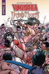 Vampirella Dejah Thoris #3 Cover C Variant Carlo Pagulayan Cover