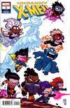 Uncanny X-Men Vol 5 #1 Cover E Variant Skottie Young Baby Cover
