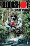 Bloodshot Rising Spirit #1 Cover E Incentive Staz Johnson Variant Cover