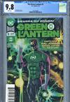 Green Lantern Vol 6 #1 Cover G DF CGC Graded