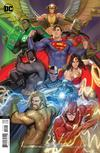 Justice League Vol 4 #14 Cover B Variant Stjepan Sejic Cover