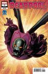 Deadpool Vol 6 #7 Cover B Variant David Marquez Fantastic Four Villains Cover