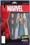 Uncanny X-Men Vol 5 #5 Cover B Variant John Tyler Christopher Action Figure Cover