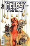 Hellboy Winter Special 2018 Cover B Variant Fabio Moon Cover