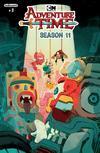 Adventure Time Season 11 #3 Cover A Regular Jorge Corona Cover