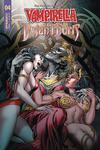 Vampirella Dejah Thoris #4 Cover A Regular Carlo Pagulayan Cover