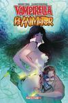 Vampirella vs Reanimator #1 Cover B Variant Stuart Sayger Cover