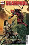 Deadpool Vol 6 #7 Cover C Variant Marc Laming Conan vs Marvel Heroes Cover