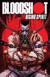 Bloodshot Rising Spirit #2 Cover D Incentive Leonardo Manco Variant Cover