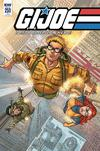 GI Joe A Real American Hero #259 Cover C Incentive Jamie Sullivan Variant Cover