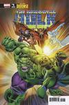 Defenders Immortal Hulk #1 Cover C Incentive Joe Bennett Variant Cover
