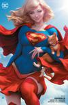 Supergirl Vol 7 #26 Cover B Variant Stanley Artgerm Lau Cover