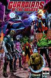 Guardians Of The Galaxy Vol 5 #1 Cover B Variant Geoff Shaw Wraparound Cover