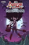 Adventure Time Marcy & Simon #1 Cover B Variant Ashley Morales Marcy Preorder Cover