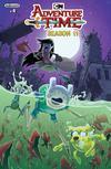 Adventure Time Season 11 #4 Cover A Regular Jorge Corona Cover
