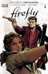 Firefly #3 Cover A Regular Lee Garbett Cover