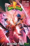 Mighty Morphin Power Rangers (BOOM Studios) #35 Cover A Regular Jamal Campbell Cover