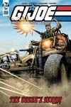 GI Joe A Real American Hero #260 Cover A Regular Ron Joseph Cover