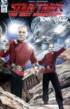 Star Trek The Next Generation IDW 20/20 Cover A Regular JK Woodward Cover