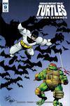 Teenage Mutant Ninja Turtles Urban Legends #9 Cover B Variant Frank Fosco & Erik Larsen Cover