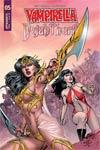 Vampirella Dejah Thoris #5 Cover A Regular Carlo Pagulayan Cover