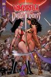 Vampirella Dejah Thoris #5 Cover B Variant Jay Anacleto Cover
