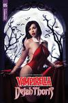 Vampirella Dejah Thoris #5 Cover E Variant Vampirella Cosplay Photo Cover