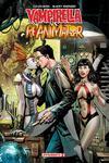 Vampirella vs Reanimator #2 Cover A Regular Johnny Desjardins Cover