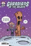 Guardians Of The Galaxy Vol 5 #1 Cover F Variant Skottie Young Baby Cover