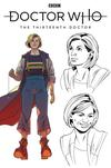 Doctor Who 13th Doctor #1 Cover N Variant Babs Tarr Gallifreyan High Council Cover