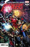 Avengers Vol 7 #10 Cover E Variant David Finch Cover (#700)