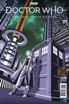 Doctor Who 13th Doctor #1 Cover O Variant Doctor Who Comics Day Exclusive Cover