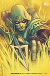 Green Arrow Vol 7 #49 Cover B Variant Francis Manapul Cover