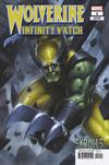 Wolverine Infinity Watch #1 Cover B Variant Jee Hyung Lee Skrulls Cover