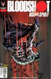 Bloodshot Rising Spirit #4 Cover C Variant Ken Lashley Cover