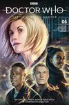 Doctor Who 13th Doctor #5 Cover C Variant Claudia Ianniciello Cover