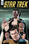 Star Trek Q Conflict #2 Cover A Regular David Messina Cover