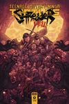 Teenage Mutant Ninja Turtles Shredder In Hell #2 Cover A Regular Mateus Santolouco Cover