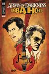 Army Of Darkness Bubba Ho-Tep #1 Cover C Variant Robert Hack Cover