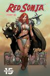Red Sonja Vol 8 #1 Cover D Variant Frank Cho Cover