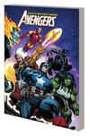 Avengers By Jason Aaron Vol 2 World Tour TP Book Market Ed McGuinness Cover
