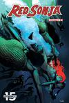 Red Sonja Vol 8 #1 Cover H Incentive Seduction Color Variant Cover