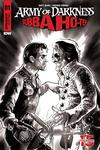 Army Of Darkness Bubba Ho-Tep #1 Cover I Incentive Diego Galindo Black & White Cover