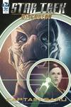 Star Trek Discovery Captain Saru Cover B Incentive Angel Hernandez Variant Cover