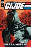 GI Joe Sierra Muerte #1 Cover C Incentive Artyom Trakhanov Variant Cover