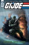 GI Joe A Real American Hero #261 Cover C Incentive Klaus Scherwinski Variant Cover