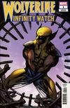 Wolverine Infinity Watch #1 Cover D Incentive Mike McKone Variant Cover
